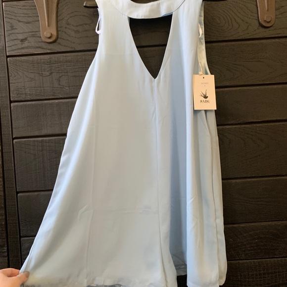 Sabo Skirt Other - SABO Skirt Playsuit NWT S/AUS 6